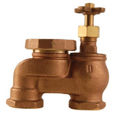 Anti Siphon Sprinkler Valve Solid Brass