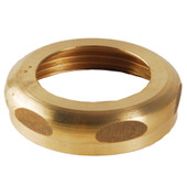 Slip Joint Nut Brass