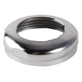 Slip Joint Nut Chrome Plated Brass
