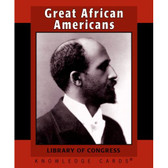 Knowledge Cards: Great African Americans