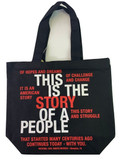 Story of the People Tote