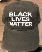 Black Lives Matter caps