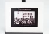 Commitment Matte Frame
