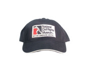 National Civil Rights Museum Logo Cap