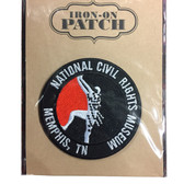 National Civil Rights Museum Iron-On Patch 3.