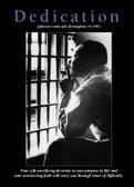 "DEDICATION  Jefferson County Jail, Birmingham, Alabama-1963 Unframed Poster  24""x36"""