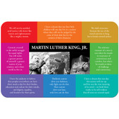MLk Quote Placemat