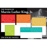 MLK Quote Sticky Notes