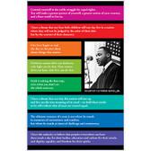 MLK Quote Print
