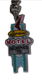 Lorraine Motel Key clip patch