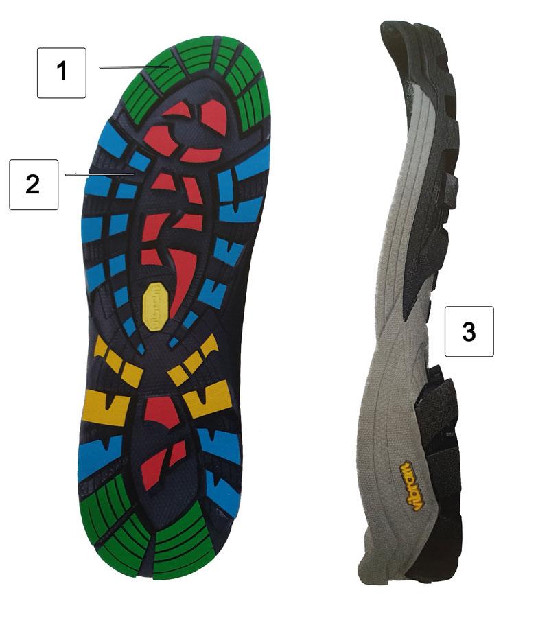 Anatom Q2 Walking Boot Sole Unit