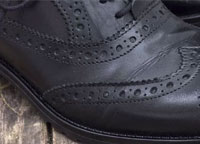 Caring for Brogue Shoes