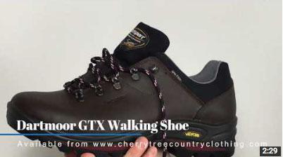 Grisport Dartmoor GTX Shoe Video Review