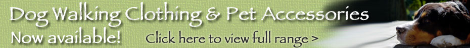 Dog Walking Clothing & Pet Accessories