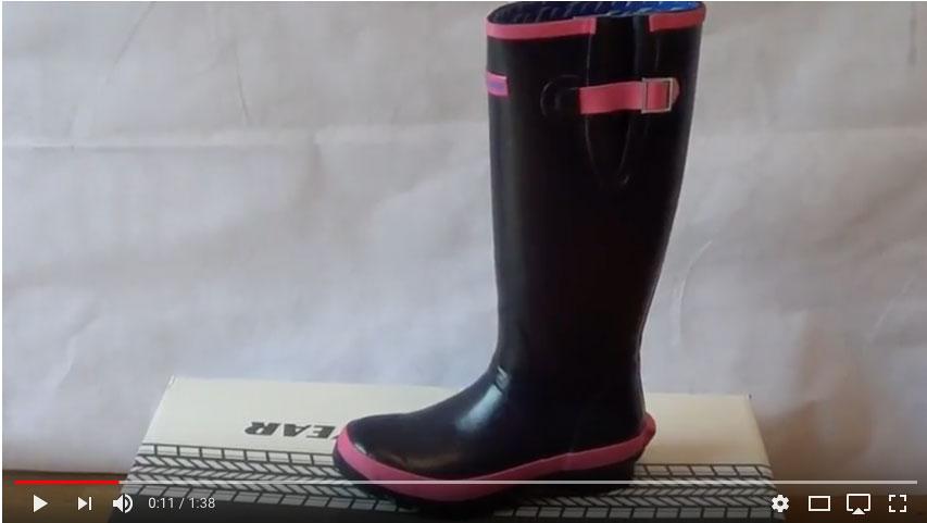 Goodyear Loch Wellington Boot Review