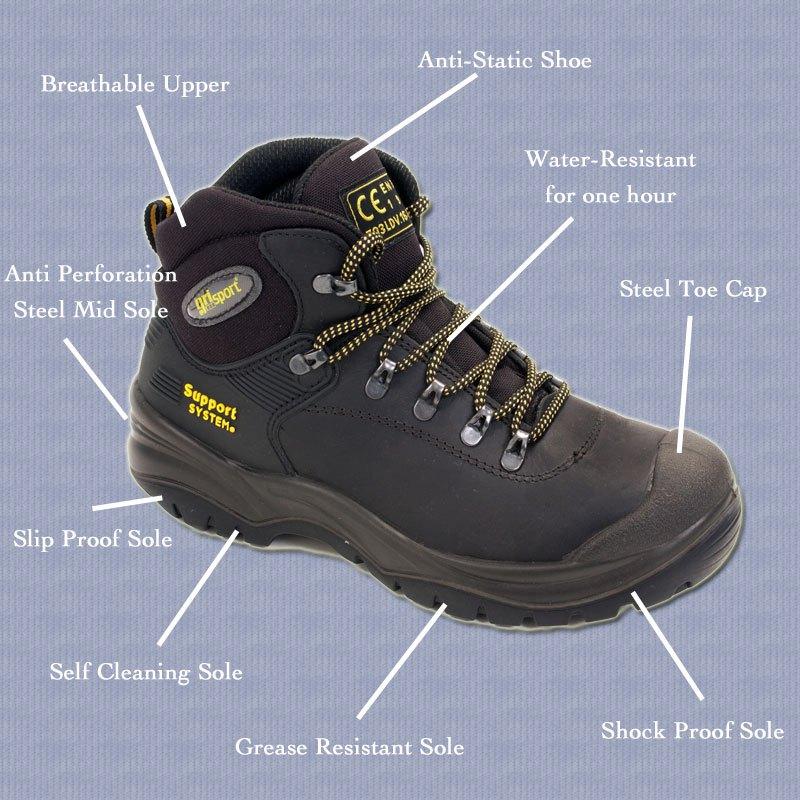 Grisport Work Boots