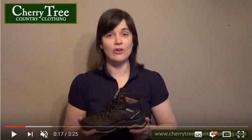 Grisport Quatro Boot Product Video
