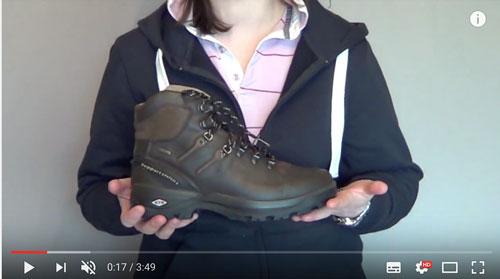 Grisport Revolution Boot Product Video
