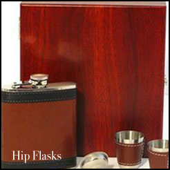 Hip Flasks Gift Sets
