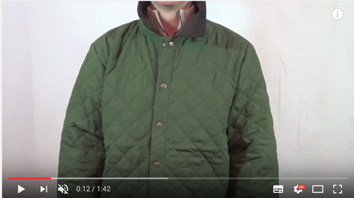 Hoggs of Fife County Quilted Jacket