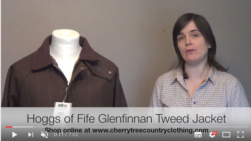 Hoggs of Fife Glenfinnan Jacket