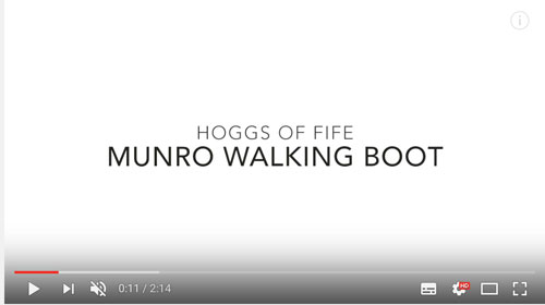 Hoggs of Fife Munro Boots