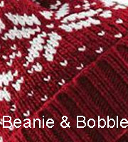 Mens Beanie and Bobble Hats