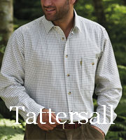 Mens Tattersall Shirts