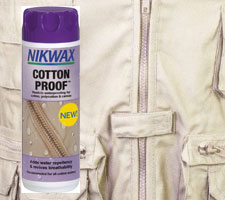 Nikwax Cotton Proof Guide