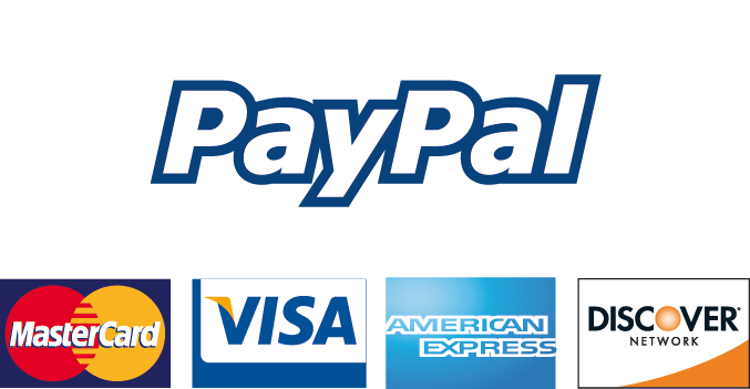 PayPal Accepted!