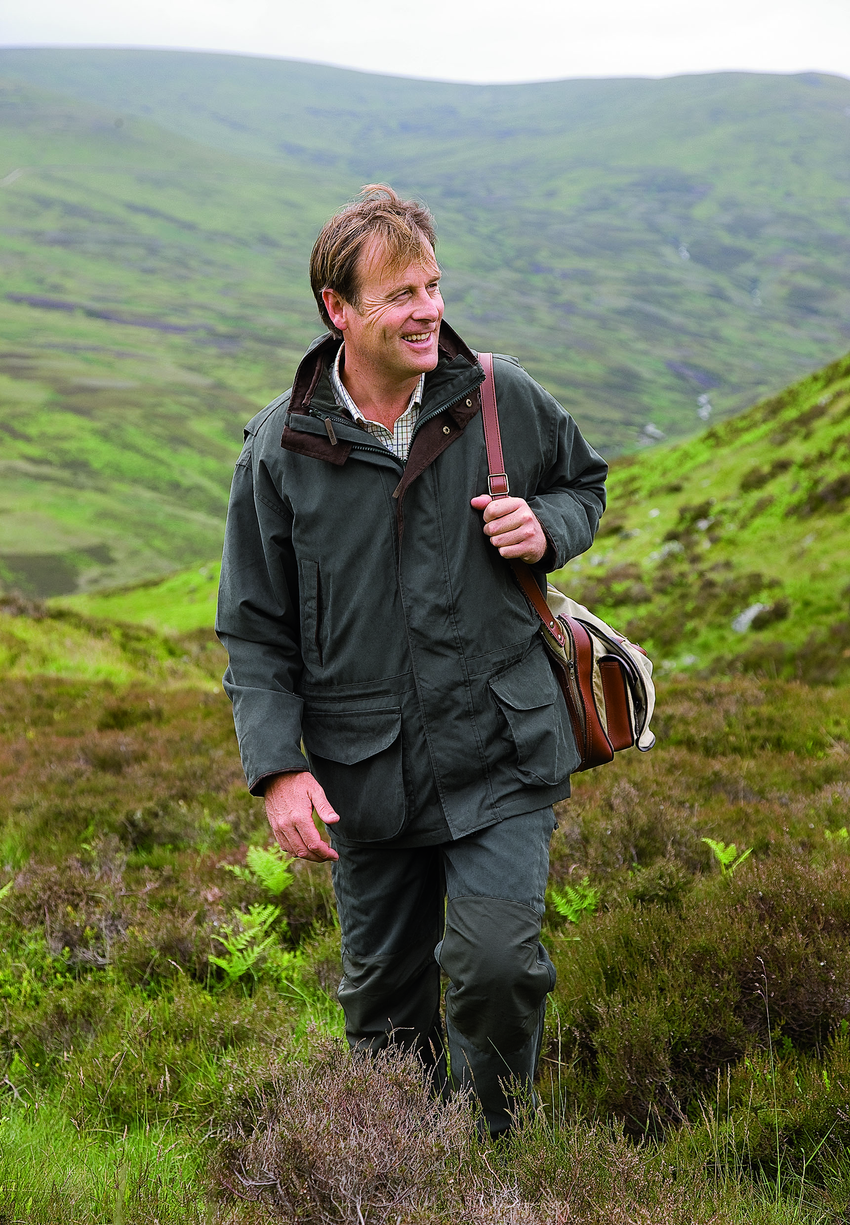 Hoggs of Fife Ranger Jacket and Trousers set