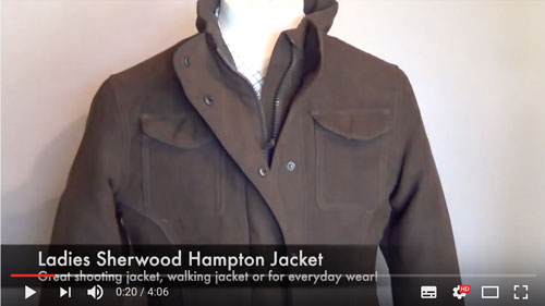 Sherwood Forest Hampton Jacket