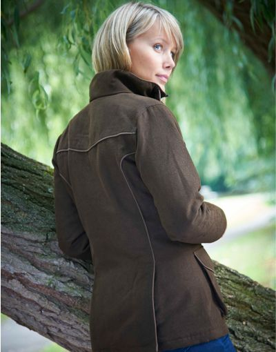 Sherwood Forest Hampton Ladies Jacket