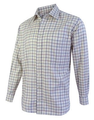 Hoggs of Fife Ambassador Tattersall Shirt