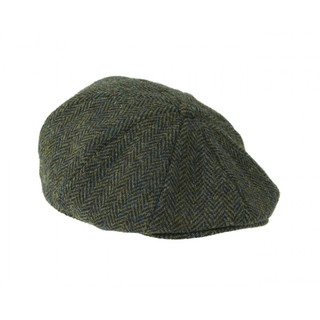 Arran Harris Tweed Baker Boy