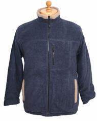 Bonart Cumbrae Navy Fleece Jacket