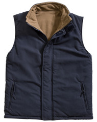 Hoggs of Fife Breezer II Bodywarmer - Navy