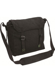 Webbing Haversack Black