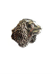 Cocker Spaniel Head Pin