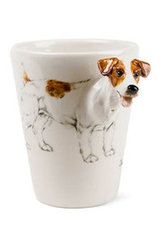 Blue Witch Jack Russell Terrier mug