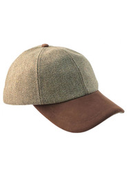 Valley Derby Tweed Baseball Cap
