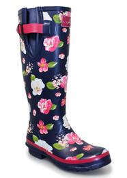 Lunar Garden wellies