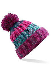 Women's Beanie with Pom Pom