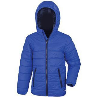 Lightweight quilted jacket for kids