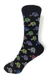 Novelty Tractor Socks