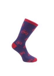 Farming themed socks