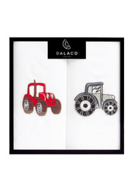Mens tractor hankies