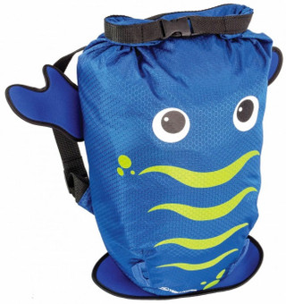 Fish Roll Top Daysack