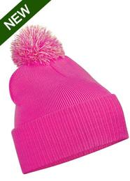 Beechfield Snowstar Beanie Hat