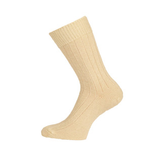 Mohair Socks - Natural